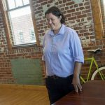 Chamber shows off new coworking space inside Newman Center