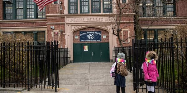 The Partial Return to School in New York City